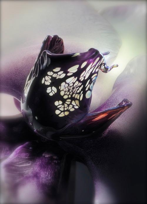 glamorous flower glass art Jason Gamrath featured