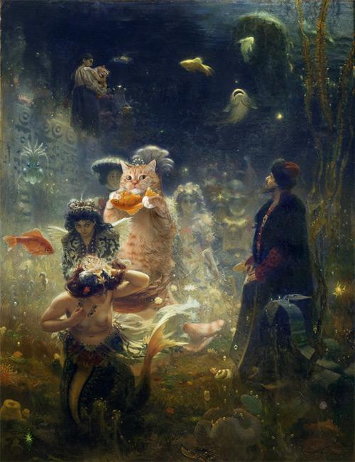 sadko in the underwater kingdom Svetlana Petrova featured
