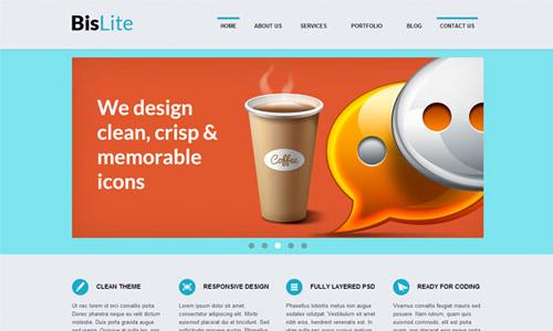 lite free theme html5