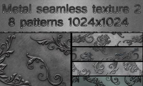 Free metal grip texture