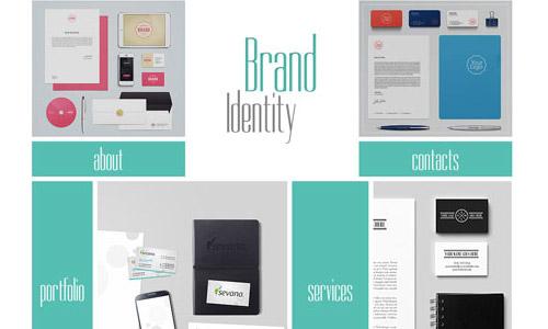 brand free theme html5