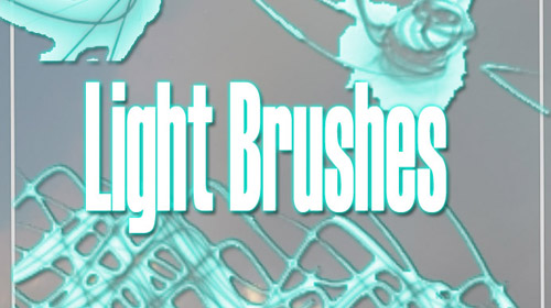light brushes free