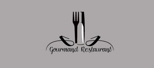 wine restaurant logo design