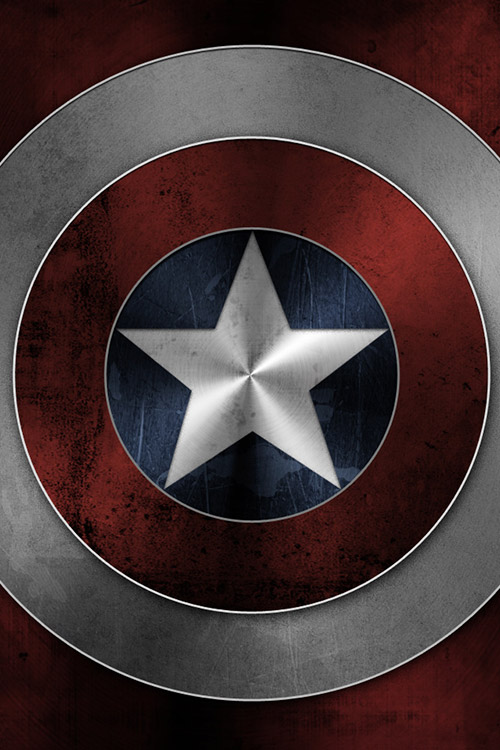 captain America iphone 4s wallpaper