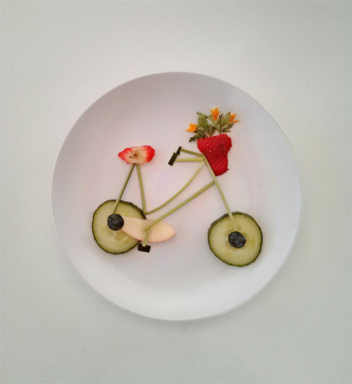 bicycle Culinary Canvas Lauren Purnell featured