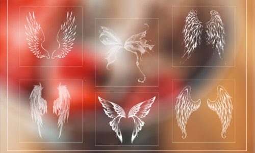 wing free ps brushes