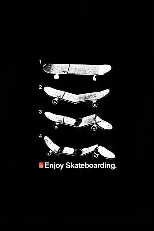 A Collection Of Iphone 4s Wallpapers Naldz Graphics Skateboarding Wallpaper