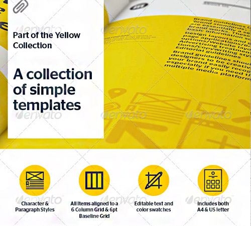 brand brochure design