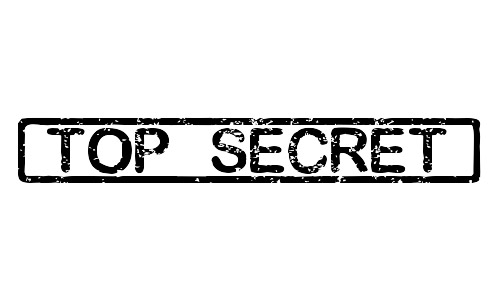top secret font free