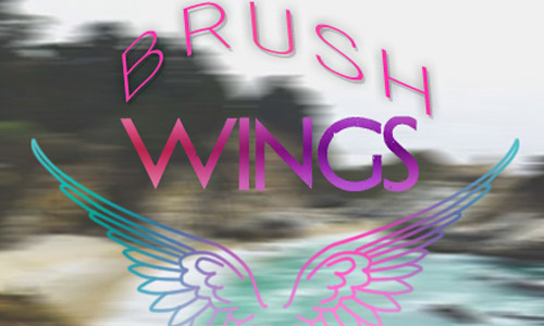 wing freebie brush