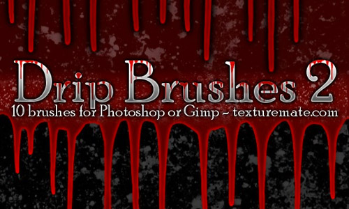 brush pack drip