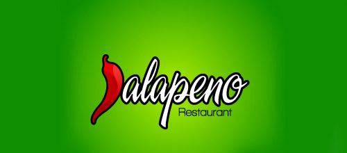 jalapeno-restaurant logo design