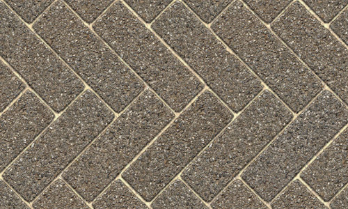 Zigzag brick seamless pattern