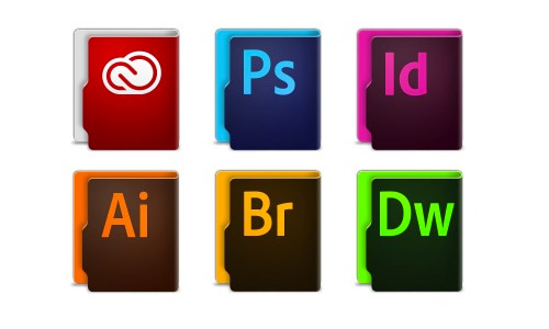 adobe cc folder icons