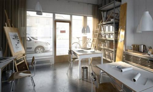 artist office tutorial 3ds max