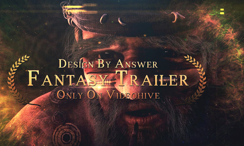 "fantasy after effects template"" width="