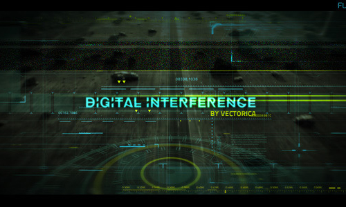 "digital interference template"" width="