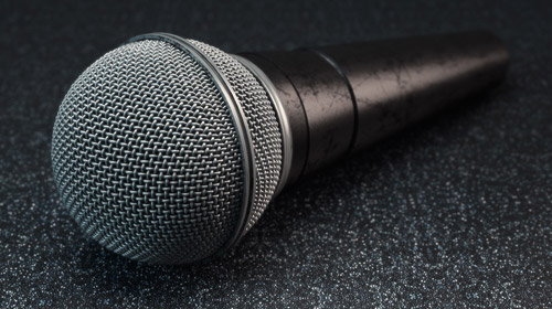 microphone render cinema 4d tuts