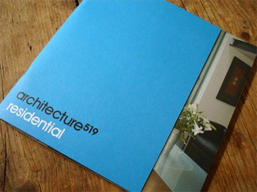 architecture brochures designs