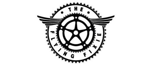 crank logo design