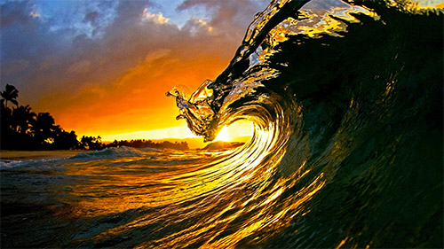 Superb Wave Wallpapers HD