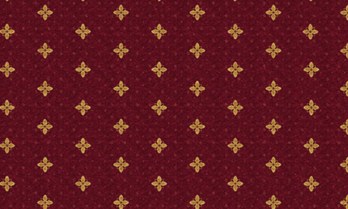 Seamless red carpet texture