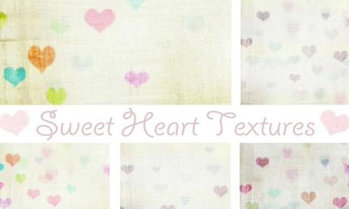 vintage sweet heart