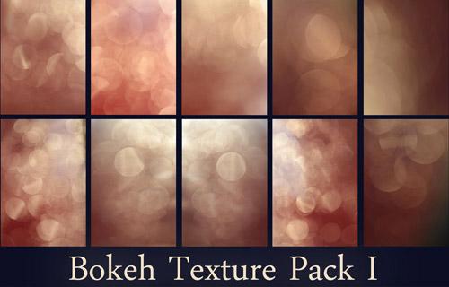bokeh texture pack free