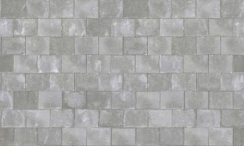 Concrete pavement texture seamless