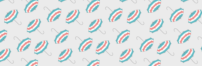 Garnish Your Design With Free Umbrella Patterns