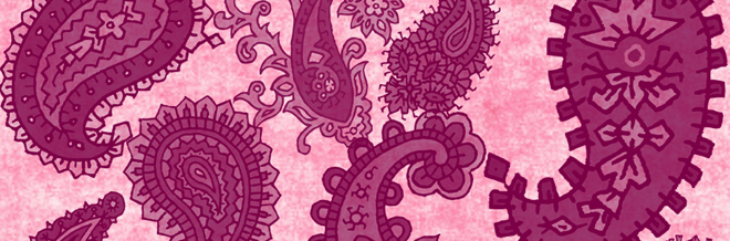 Enjoy These Free Paisley Photoshop Brushes For Your Designs