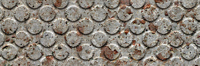 Set Some Grunge Effect With Free Seamless Rusty Metal Texture
