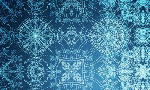 Persian fractal patterns