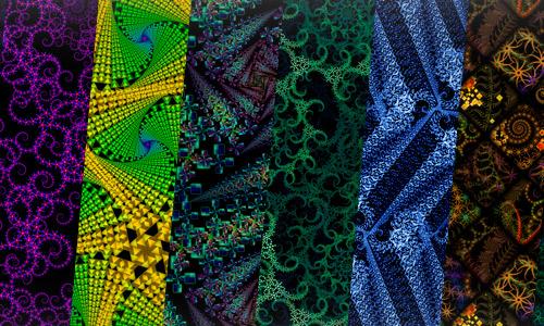 Beautiful fractal patterns