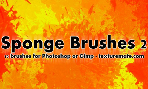 Sponge brush pack