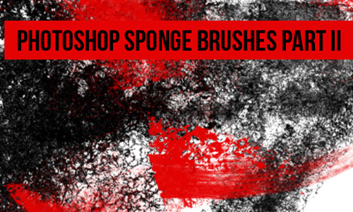 Photoshop sponge brush