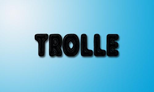 Trolli free fonts