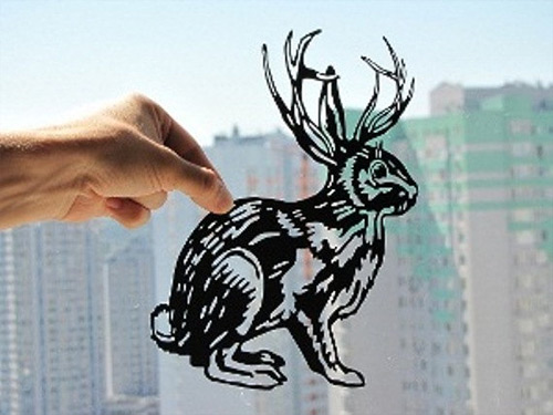 antler dream paper cut Dmytro Iuliia featured