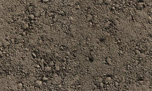 Muddy seamless asphalt