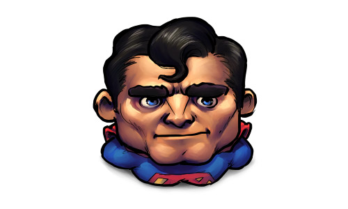Cool superman icon free