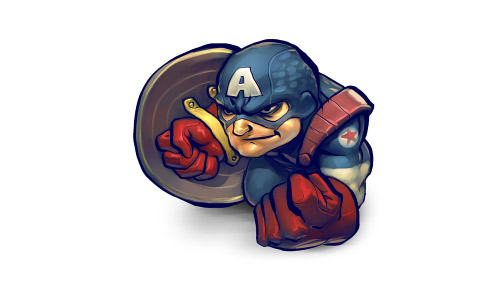 Free Captain America icon