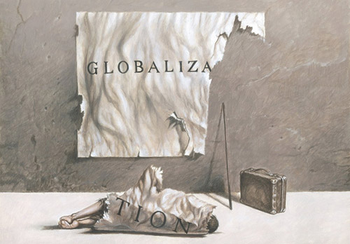 globalization Ajim Sulaj featured