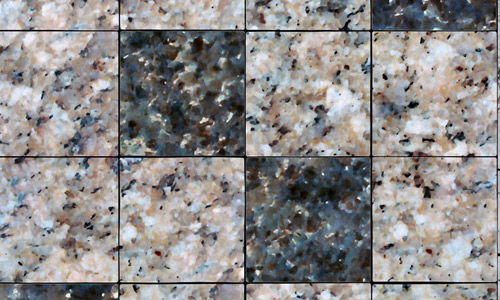Square tile marble texture