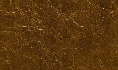 Golden seamless leather texture