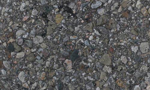 Rocky asphalt texture