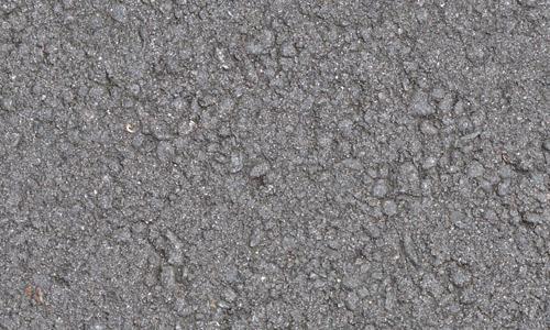Asphalt tarmac road