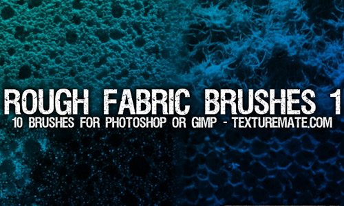 Rough sponge brush