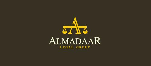 legal group logo design