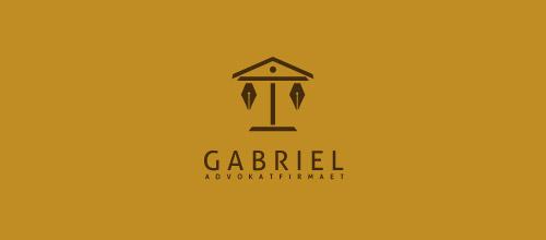Gabriel logo law firm