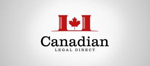Canada legal law firm logo